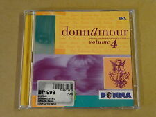 2-CD RADIO DONNA / DONNAMOUR - VOLUME 4