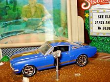 1966 FORD SHELBY GT 350H LIMITED EDITION 1960'S MUSCLE CAR 1/64 M2  HOT!!