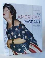 The American Pageant   by David M Kennedy