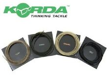 KORDA SINKING RIG TUBE IN WEEDY GREEN COLOUR 2mtrs FOR CARP FISHING