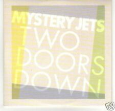 (C644) Mystery Jets, Two Doors Down - DJ CD
