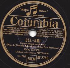Eva Busch + Orchester Pierre Chagnon : Du hast Glück bei den Frauen, Bel Ami