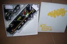 1992 Mello Yello Kyle Petty Sabco Racing Winross Diecast Brop Bed Trailer Truck
