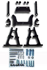 FRONT SUSPENSION KIT Black Futaba FX10 Tamiya Striker (No Shocks) Team CRP 1626