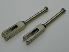 Girling Master cylinder adjustable push rods, NEW - Kit car,Rally,Custom,Hot rod