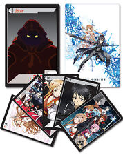 Sword Art Online Official Genuine Playing Cards GE51020 *NEW*