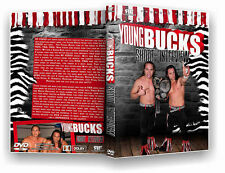 The Young Bucks Shoot Interview DVD Wrestling ROH PWG New Japan NJPW Bullet Club