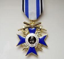 Bayern Militär Verdienstorden 3. Klasse mit Schwertern Orden Wk1 WW1