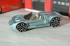 Hot Wheels Ford GTX 1 - Gray - Loose - 1:64 - Exclusive