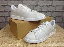 ADIDAS MENS UK 8 EU 42 OFF WHITE STAN SMITH TRAINERS RRP £67