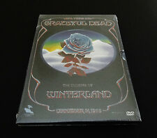 Grateful Dead Closing of Winterland 1978 New Years Eve 2 DVD Special Edition New