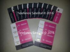 Best Travel T-Mobile Sim with Unlimited 4G Data LTE SMS Calls Mexico USA Canada