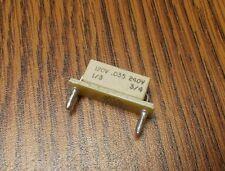 KB/KBIC DC Motor Control Horsepower/HP Resistor #9840