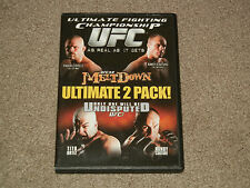 Ultimate FIGHTING Championship 43 & 44 (DVD,Movie,Sports,Wrestling,Martial Arts)