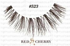 style #523 Red Cherry 100% Human Hair Ultimate False lashes / Fake Eyelashes