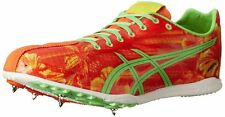 ASICS Men's Gunlap Track and Field Shoe - Red/Green - Size 11.5 - New
