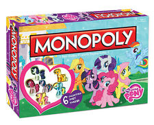 1x My Little Pony Monopoly - My Little Pony MLP
