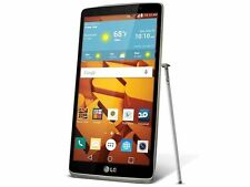LG Stylo LS770 - 16GB - Metallic Silver, Unlocked, Clean ESN