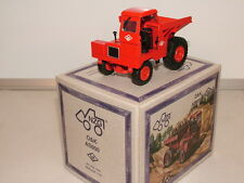 NZG No 644 is the model of the O & K AS 600 Vintage dumper New
