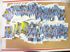UNIVERSAL STUDIOS POGS FROM MCDONALDS UNOPENED LOT OF95-100 PACKS AWESOME & RARE