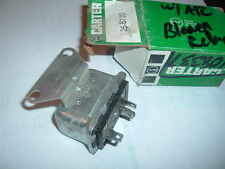 1971 72 73 Oldsmobile air conditioning blower relay