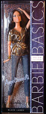 Barbie Basics model No. 4 collection 2.1 Mint in box exotic dark hair Barbie