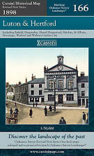 Luton and Hertford (Cassini Revised New Series Historical Map),,New Book mon0000