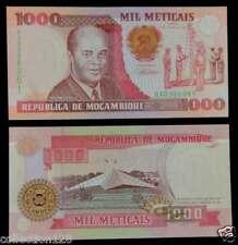 MOZAMBIQUE Banknote 1000 Meticais 1991 UNC