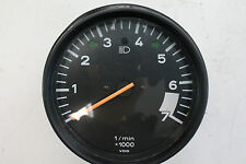 Porsche 911 3,2 Carrera Drehzalmesser VDO Rev Counter