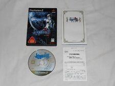 Kagero II : Dark Illusion JAPAN Playstation 2 Game COMPLETE - JAPANESE FORMAT JP