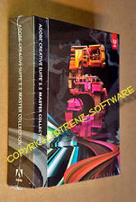 Adobe Creative Suite 5.5 Master Collection Mac deutsch DVD- Indesign CS5.5