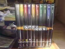 BOX COFANETTO 10 DVD AUTO DA SOGNO FERRARI PORSCHE LAMBORGHINI ASTON MARTIN