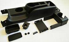 VW VOLKSWAGEN JETTA BORA GLI GOLF GTI A4 MK4 CENTER CONSOLE NEW BLACK ORIGINAL