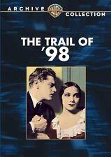 TRAIL OF 98 - (B&W) (1928 Dolores Del Rio) Region Free DVD - Sealed