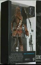 """CHEWBACCA #04 THE BLACK SERIES Wave 5 Hasbro STAR WARS 6"""" 2014 ACTION FIGURE"""