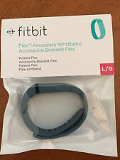 FitBit Flex Accessory Wristband Only w/o digital tracker piece Large - Slate