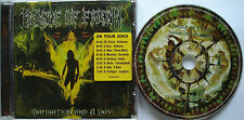 CRADLE OF FILTH   ~  Damnation and a Day   ~  CD  / 2003  / AbraCadaver