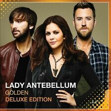 Lady Antebellum Golden CD