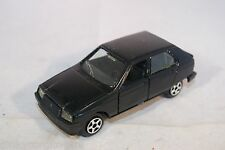 NOREV JET-CAR CITROEN VISA BLACK NEAR MINT RARE SELTEN!!!