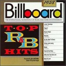 Billboard Top R&B Hits: 1958 1989 - Disc Only No Case