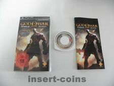God of War Ghost of Sparta   -  Sony PSP / USK 18 / Pal / 30/3