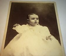 Antique Victorian American Famous ID Ford Family New York City, NY Cabinet Photo