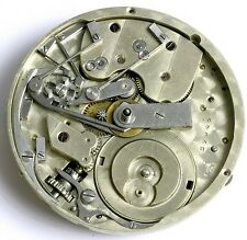 SWISS LEVER HIGH GRADE CHRONOGRAPH POCKET WATCH MOVEMENT F34