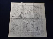 Landkarte Meßtischblatt 4148 Luckau, Duben, Schabendorf, Goßmar, von 1942