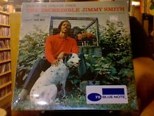 Incredible Jimmy Smith Back at the Chicken Shack LP sealed vinyl Blue Note 75 RE