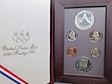 1988 US Olympic Prestige Proof Set