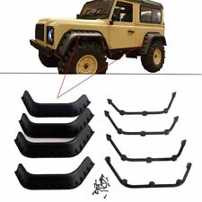 RC Crawler Truck Fender Flares for 1/10 AXIAL SCX10 D90 RC Car Accesory part kit