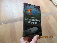 PATRICK BOUSQUET le monstre d acier serpenoise 2003
