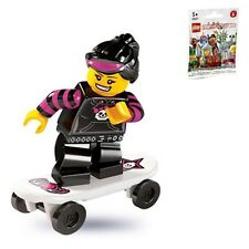 LEGO 8827 Collectable Minifigures Series 6 #12 Skater Girl
