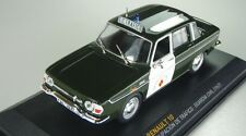 Nice 1/43 1967 Renault R10 Traffic Police Guardia Civil Atlas Editions